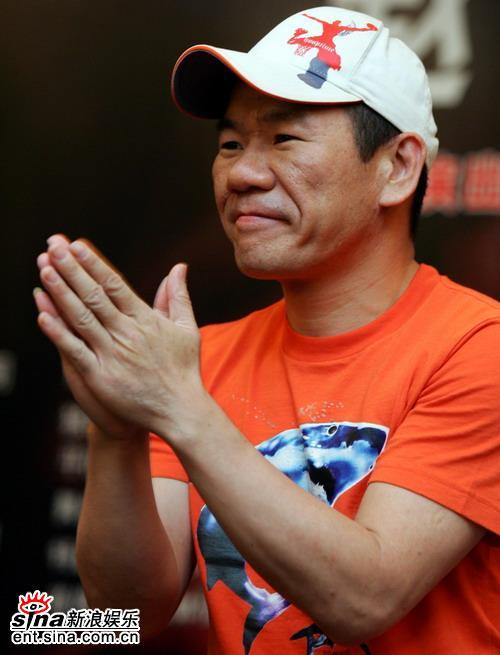 赵传北京举行个唱发布会兴致颇高唱老歌(组图)
