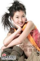 组图:超女长沙十强宣传照时尚青春个性十足
