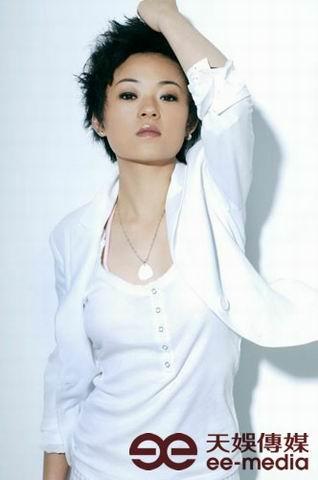 图文:2006超女沈阳10强精美写真-罗丹