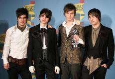 组图:MTV颁奖礼男星风格各异嘻哈搞笑聚目光