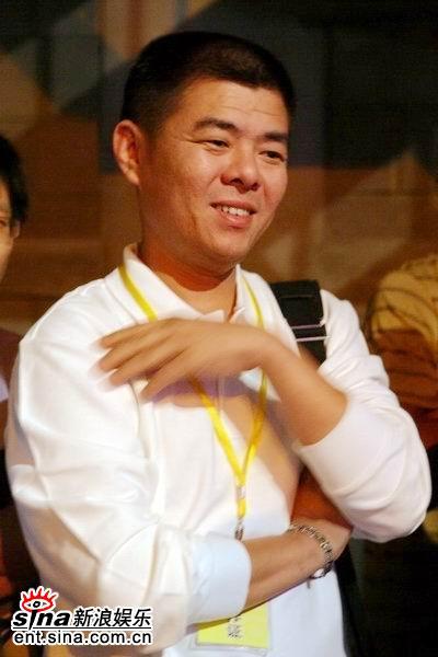 图文:新浪高级副总裁兼新浪无线总经理王滨