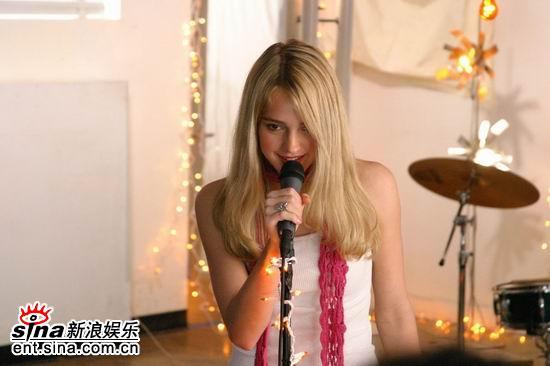 组图:小布兰妮Katelyn写真少女歌手可爱甜美