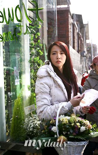组图:JUNJIN携手台湾女星俊男美女令人神怡
