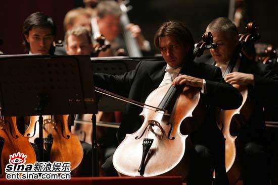 图文:2007北京新年音乐会--巧妙而慎重的管弦乐