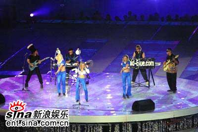图文:海南-三亚国际沙滩音乐节-蓝酷乐队介绍