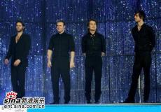 组图:全英音乐奖巨星音乐盛宴众星登台献唱