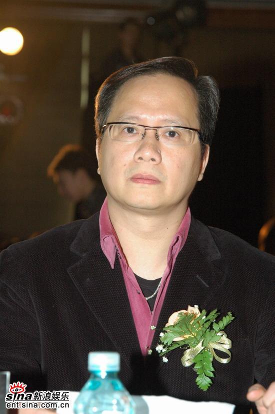 图文:百代音乐中国外语音乐资深总经理李文伟