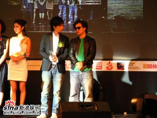 香港音乐会展开幕众星出席拓展音乐商机(组图)