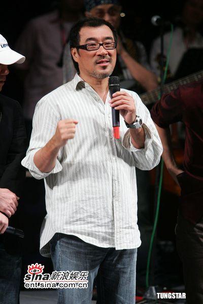图文:马兆骏纪念音乐会--李宗盛