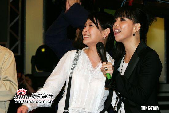 图文:马兆骏纪念音乐会--刘若英张惠妹