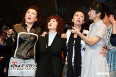 组图:马兆骏纪念音乐会举行黄莺莺李宗盛献唱