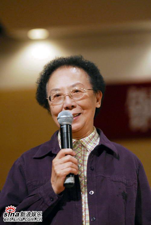 图文:郎朗07北大大师班音乐会--郎朗的老师