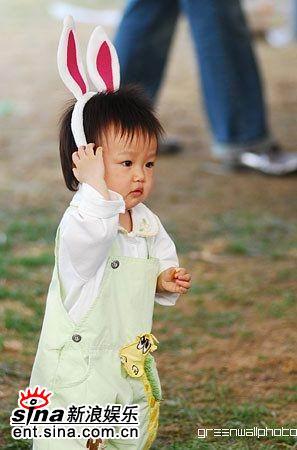 图文:迷笛第四天落幕--一只小白兔
