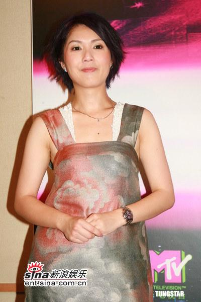组图:杨千�萌葑娑�王心凌等助阵MTV声震演唱会