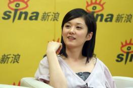 张娜拉做客新浪聊北京个唱张爸爸陪伴随行(图)