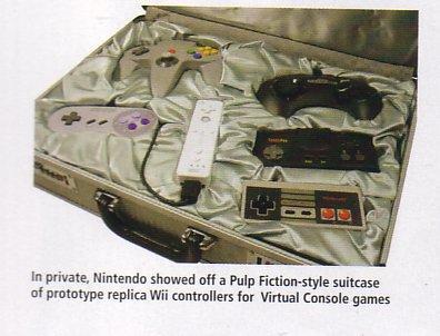 任天堂将为Wii虚拟家用机平台推出专用手柄_电