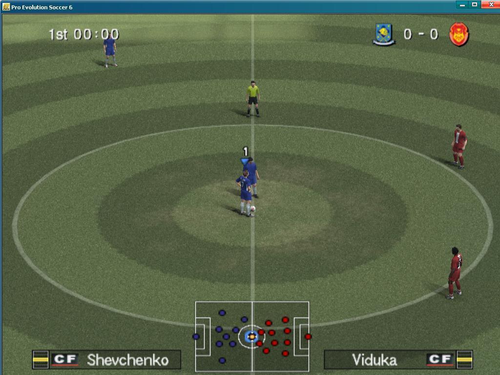 实况足球10pc版(pes6)bt下载以及安装