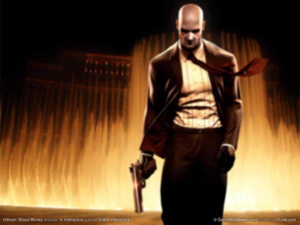 《杀手4:血钱》最新壁纸2