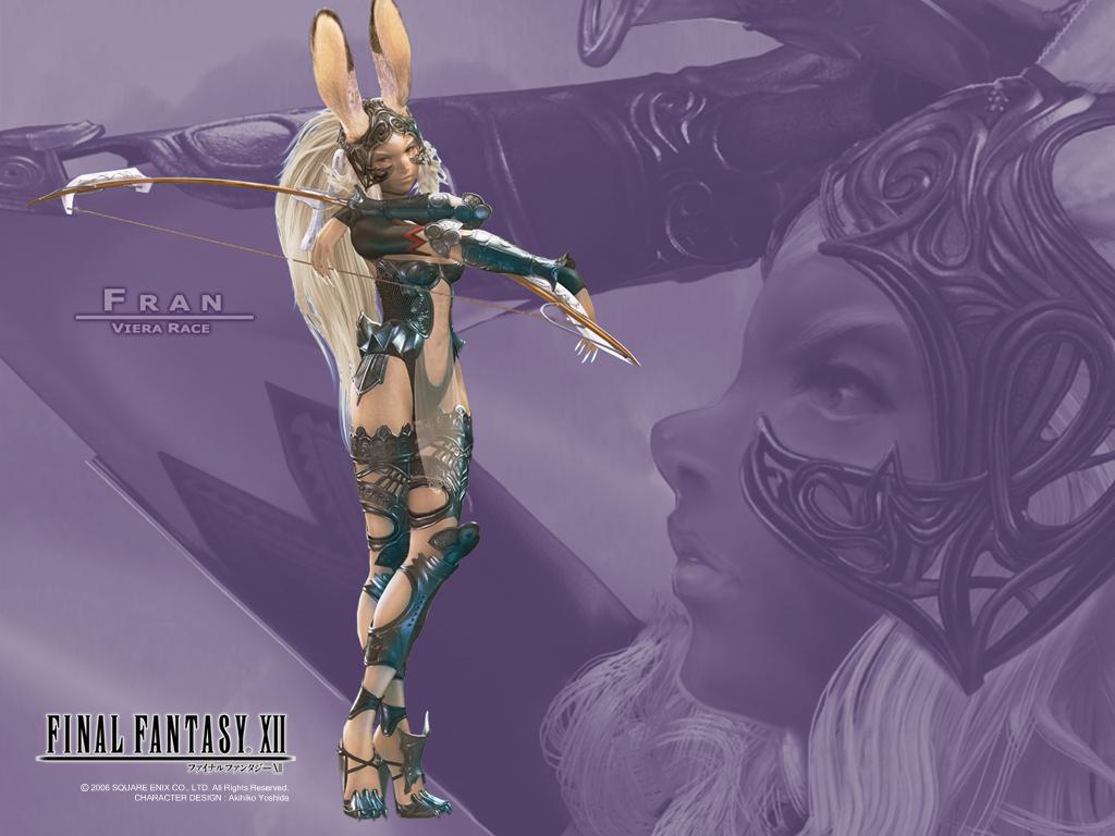 《最终幻想XII》官方人物壁纸4
