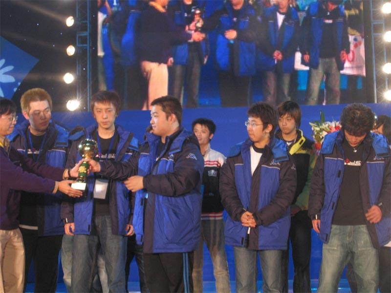 WEG2005第3季度北京总决赛闭幕式图片集