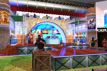 新浪游戏_CIG2004全国总决赛本周末举行