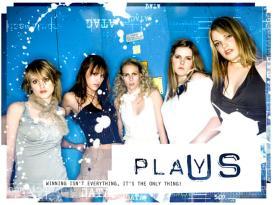 新浪游戏_CS美女在好莱坞 PLAYUS照片网站公布