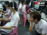 新浪游戏_组图:CEG2006电竞大赛广州站精彩照片