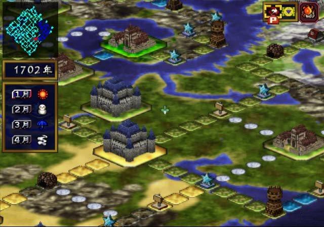 《新天魔界 混沌时代4》游戏画面三