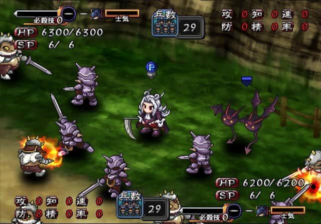 《新天魔界 混沌时代4》游戏画面七