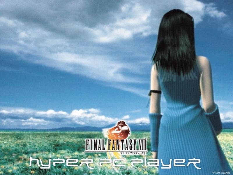 《最终幻想8》经典壁纸
