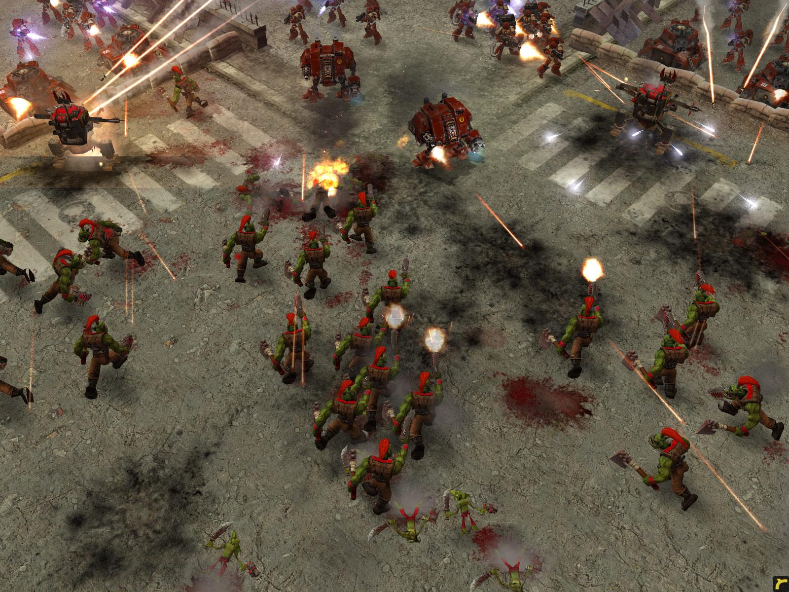 《战锤40000:战争黎明》游戏画面(3)
