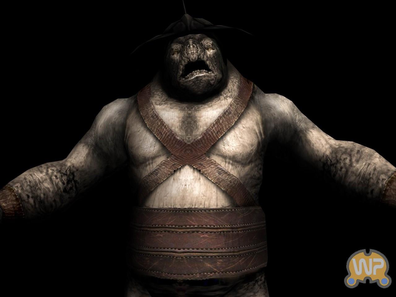《指环王:中土之战2》巨人设定图