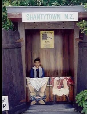 有个性的厕所门