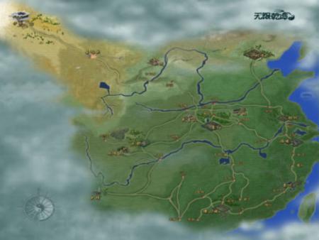新浪游戏_《无限乾坤》之地图介绍