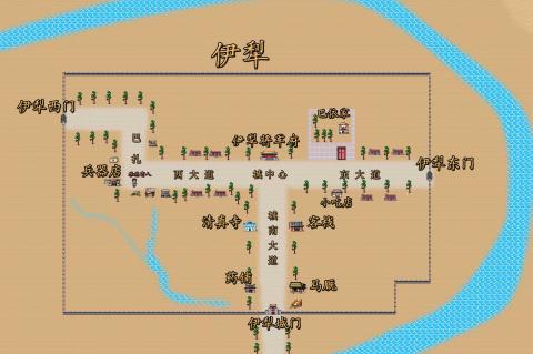 地图指引_伊犁