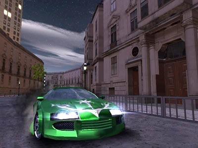 新浪游戏_前瞻:《出租车3:极速飞驰》明年上市(组图)