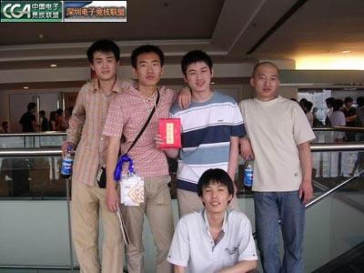 新浪游戏_CPL2004中国区31强最终成绩回顾(下)