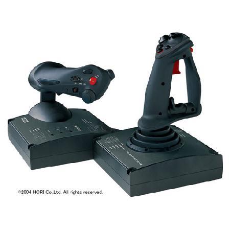 HORI推出《王牌空战5》专用摇杆(图)