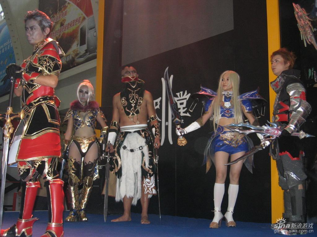 cosplay:群像3