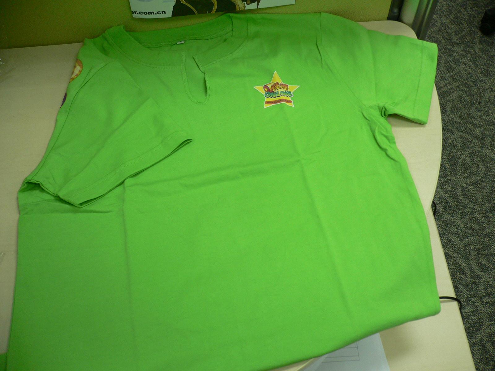 锤锤OL 周边 6 GG专用短袖T恤