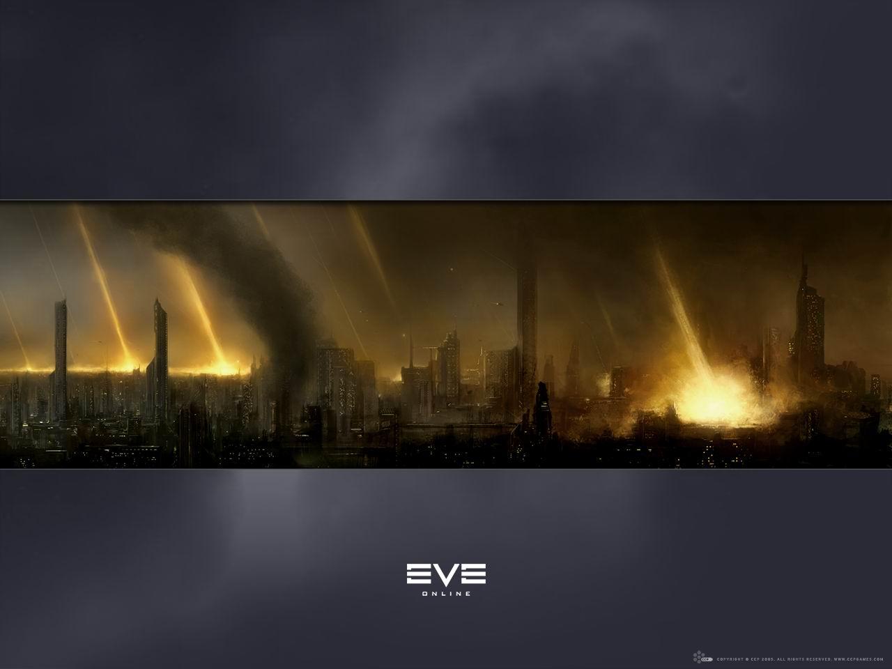 EVE Online 精美壁纸