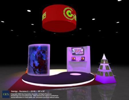 新浪游戏_上海米果《真封神》参加E3电玩游戏展(图)