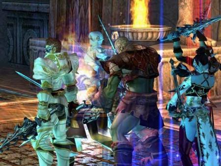 新浪游戏_绿色不息 天堂II推出绿化进程专题页面 (图)