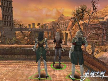 新浪游戏_角色扮演和即时战略完美交融的《卓越之剑》