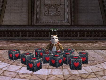 新浪游戏_《天堂2》台服举办收集碎心传递真爱活动