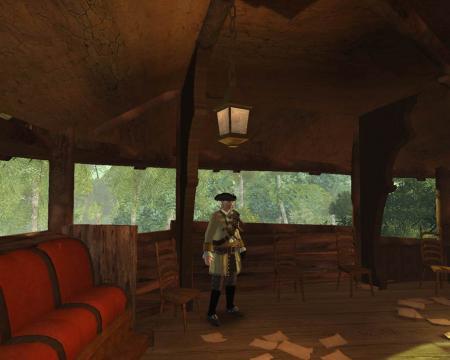 新浪游戏_《燃烧之海的海盗》放出最新船长截图