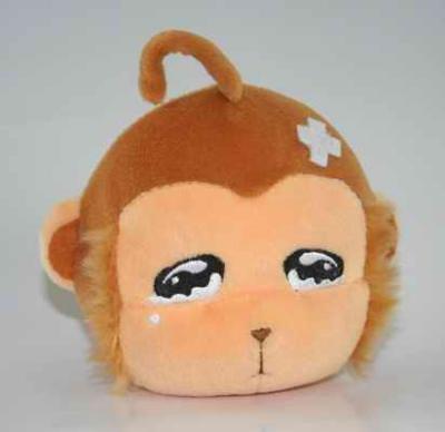 """可爱的小猴子阿布毛绒公仔仅以18元的低廉价格出售,""""飘一代""""们千万不"""