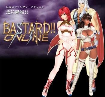 ...暗黑破坏神(bastard)》网络游戏版权的shaft公司共同开发网游...