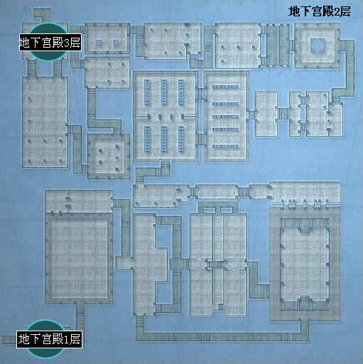 地图简介_地下宫殿二层图片