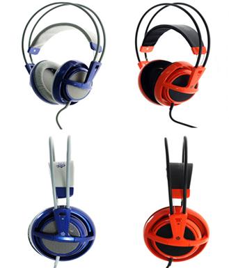 赛睿 V1SteelSeries 西伯利亚V1游戏耳机 带麦 多色可选